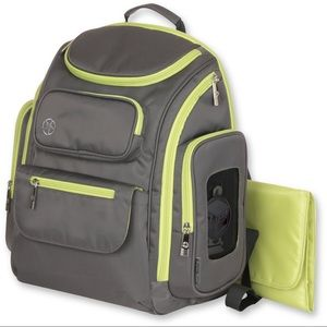 NEW Baby Boom Jeep Perfect Diaper Bag Backpack